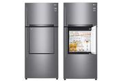 【LG 樂金】525公升◆直驅變頻上下門中門冰箱(GN-DL567SV)
