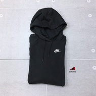 Nike Sportswear 女款 刷毛 連身 長版 帽T 黑色 BV9240-010 Sneakers542
