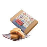 【信手工坊】手工酥餅8入禮盒裝(熟成土鳳梨酥、桂圓核桃酥、烏龍梅果酥)