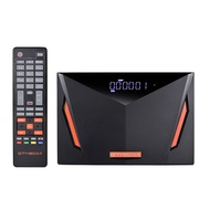 GTMEDIA V8 TV UHD Receiver Combo DVB-S/S2/S2X + T/T2/Kabel/ATSC-C/ISDBT H.265 4K Ultra HD Dibangun Di 2.4G Modul WIFI Kotak TV