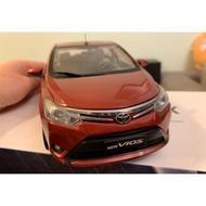 🙋🏻♂️BuyCar模型車庫 1:18 Toyota Vios模型車