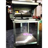 吃貨May~糖果切割機~牛軋糖、棗泥糕自動切割機~台灣貫一工廠製造~全白鐵材質