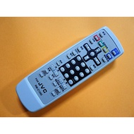 JVC傳統電視遙控器 RM-C1282 更換電池不需重新設定