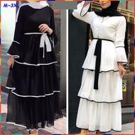 Baju Baju Raya 2020 Fesyen Blaus Muslimah Jubah Pakaian Panjang Baju Baju Kurung Moden Kebaya Skirt Baju Melayu Kaftan Abaya Muslim Pakai skirt Peplum Palazzo Seluar Wanita Pakaian Pakaian Hari Raya Eid Ramadan Al-Adha Mubarak Lebaran Lebih Rendah 9039