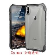 [威禹公司貨] UAG iPhone X/8/7/6 PLYO全透耐衝擊 保護殼 耐摔認證 手機殼 防摔殼