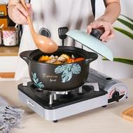砂鍋 明火 陶瓷煲地攤貨源 耐高溫養生煲粥湯陶瓷鍋