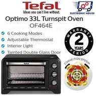 ★ Tefal OF464E 33L Optimo Oven Turnspit ★ (2 Years Warranty)