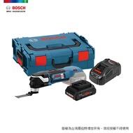 BOSCH 18V 超核芯鋰電魔切機 GOP 18V-28 4.0Ah 工具箱套裝