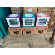 Color Gas Oven