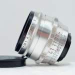東蔡小B 1Q Carl Zeiss Jena Biotar 58mm f2 (極新淨)