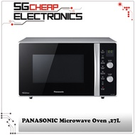 PANASONIC NN-CD565BYPQ Microwave Oven  27L - Singapore Warranty