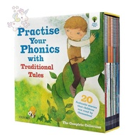 OXF 英文原版 oxford reading tree phonics 牛津閱讀樹系列21冊