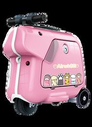 กระเป๋าเดินทางขี่ได้ สกู๊ตเตอร์ไฟฟ้า กระเป๋าเดินทางนั่งได้ Airwheel SQ3 กระเป๋าเดินทางเด็ก