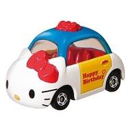 【限時領券再95折】 三麗鷗 Kitty 凱蒂貓 40周年限定 多美小汽車 tomica takara 玩具車 擺飾品 14072400001 TOMY車-KT40th限定 真愛日本