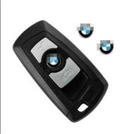 適用於BMW 寶馬F48 F10 X3 X5 X6 G01 F34 G30 X2 X4 11mm智能遙控鑰匙車貼標誌