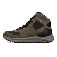 Merrell 戶外鞋 Ontario 85 Mid Waterproof 綠 黑 男鞋 ML84961 【ACS】