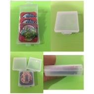 神奇寶貝 tretta 隨身攜帶盒 小卡盒 收納盒 可放3張卡匣(不含展示卡匣)