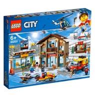 LEGO 樂高 60203 城市系列滑雪場 CITY SKI RESORT