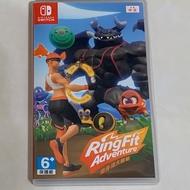 Switch健身環 大冒險NS Ring Fit(副廠)+遊戲片