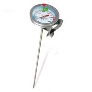 【Dr.AV】加長型多用途不鏽鋼烹飪溫度計(GE-725D)