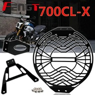 For CFMOTO CLX700 CLX 700 700CLX Motorcycle Accessories Headlight Protector Grille Guard Cover Motor Parts