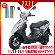 SYM三陽機車 活力VIVO 125 ABS碟煞 2019新車