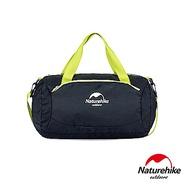 Naturehike 20L繽紛亮彩乾濕分離運動休閒包 肩背包 提包 黑色