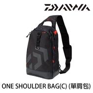 DAIWA ONE SHOULDER BAG C [漁拓釣具] [單肩包]