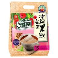 【3點1刻】沖繩黑糖奶茶 世界風情 (15入/袋)