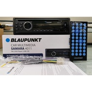 [LIMITED STOCK] BLAUPUNKT SAMARA 4011 Car CD DVD USB  FM SD Player [ 100% Original ]