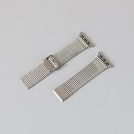 ใช้ได้กับApplewatch5/Seสแตนเลสสตีลแบบสร้างสรรค์Band Iwatch1-6รุ่นโซ่บุคลิกภาพ4