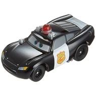 【Fun心玩】C-36 DS44999 麗嬰 日本 多美小汽車 TOMICA 汽車總動員 脫線(救援版本) CARS 警車