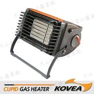 【露營趣】附硬盒 KOVEA KH-1203 戶外暖爐CUPID 酷必暖爐 紅外線陶瓷瓦斯暖爐 瓦斯暖爐 取暖器 卡式暖爐 可攜式取暖器
