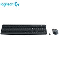 [logitech 羅技 ]無線鍵盤滑鼠組  mk315