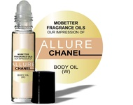 Mobetter Fragrance Oils' Our Impression of C O C O Allure (W) Women Perfume Body Oil