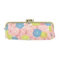 【出清特賣】MIDORI 大人氣 大象馬戲團 貓咪 蝴蝶花 口金 筆袋 鉛筆盒 小物包 HOBONICHI
