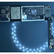 蘋果iphone6 6s 7系列主板不開機 黑白屏 觸摸不靈 無服務音頻IC 無充電 黑屏 相機不開 救資料 現場維修