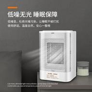 新款暖風機家用小型桌面靜音冷暖兩用可車載取暖器節能電暖器