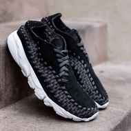 Nike Air Footscape Woven NM 側編織 黑灰 875797-001