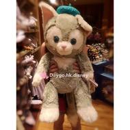 ⭐️現貨⭐️✔️預購不接單👉🏻香港迪士尼 達菲 雪莉玫 畫家貓 Cookie M號娃娃高70cm S號娃娃高42cm