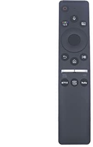 BN59-01312A Replacement Voice Remote Work for Samsung Q900 Q900R 8k QLED TV Q90 Q90R Q80 Q80R Q70 Q70R Q60 Q60R QLED TV TM1950C