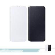 【SAMSUNG 三星】原廠Galaxy A30s專用 皮革翻頁式皮套(盒裝公司貨)