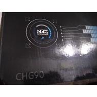 """(二手)限台中面交 SAMSUNG 三星 C49HG90DME 49"""" 曲面電競顯示器  三星曲面螢幕 全功能正常"""