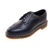 (男) Dr.Martens 3989 復古雕花5孔馬汀馬丁鞋-黑色