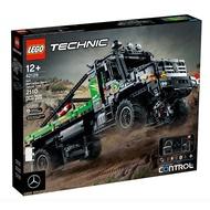 LEGO 42129 樂高 Technic系列 4x4 Mercedes-Benz Zetros Trial Truck