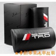【快速出貨】【原廠】豐田 TOYOTA 運動款頭枕 TRD 競技款頸枕ALTIS VIOS CAMRY YARIS W