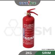 UNIQUE 2KG Dry Powder Fire Extinguisher 2 KG