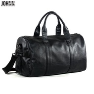 Johnn 15 นิ้วผู้ชายเดินทางกระเป๋าเดินทางความจุสูงธุรกิจกระเป๋าเดินทางสุดสัปดาห์กีฬากระเป๋าออกกำลังกาย