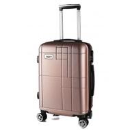 กระเป๋าเดินทางล้อลากขนาด20นิ้ว รุ่นQM20-14สีโอรส