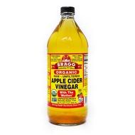 Bragg有機蘋果醋(中) 946ml/瓶~現貨!!(超商最多請2罐)